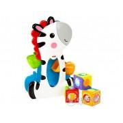 Jucărie pentru bebeluși Fisher Price, zebra