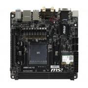 Carte mre A88XI AC V2 Carte mre Socket FM2 / FM2 + Sound-G LAN WiFi USB 3.0 SATA3 BT Mini-ITX bord, 1x PCIe x16 FM2 + AMD A88X FCH (Bolton-D4)