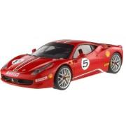 Hot Wheels Elite Ferrari 458 Challenge Modello 1:18