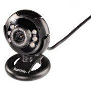 WEBCAM, Hama AC-150, Black (86510)