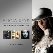 Alicia Keys - The Platinum Collection - 3 CD albums (3CD)