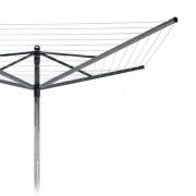 Lift-O-Matic 50 M Stendibiancheria a ombrello Metallic Grey