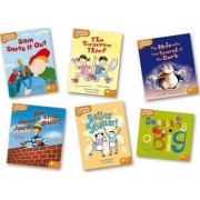 Oxford Reading Tree: Level 6: Snapdragons: Pack (6 books, 1 of each title) by Pippa Goodhart