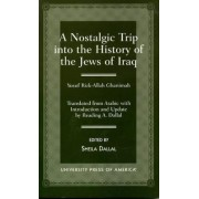 A Nostalgic Trip into the History of the Jews of Iraq by Reading A. Dallal