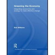 Greening the Economy by Robert B. Williams