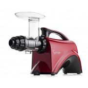 Sana By Omega 606 Rouge - Extracteur De Jus Horizontal