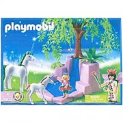 Playmobil 5872 Fairy Tale Unicorn Playset by PLAYMOBILÃ'®