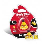 Memory stick USB 2.0 - 8GB ANGRY BIRD - Yellow Bird