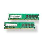 G.Skill Standard Series 4 Go (kit 2x 2 Go) DDR2-SDRAM PC2-6400 - F2-6400CL5D-4GBNT (garantie 10 ans par G.Skill)