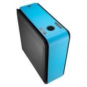 Boîtier PC DS 200 Blue Edition bleu / noir ATX