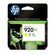 HP 920XL Yellow Officejet Ink Cartridge Use in selected Officejet Pro printers