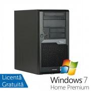 Calculator FujitsuSiemens Esprimo P5730 + Windows 7 Premium dual