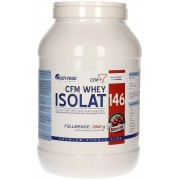 Multi-Food CFM Whey-Isolat 146, 2000g Dose - Kirsche