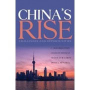China's Rise - Challenges and Opportunities by C. Fred Bergsten