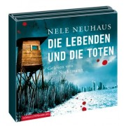 Pia Kirchhoff & Oliver von Bodenstein Band 7: Die Lebenden und die Toten (8 Audio-CDs)