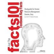 Studyguide for Human Resource Management by Dessler, Gary, ISBN 9780132872584