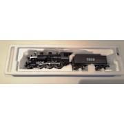 Locomotiva aburi 2-6-0 Mogul ATSF - HO MEHANO 54891