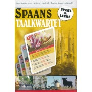 Spel Taalkwartet Spaans | Scala Leuker Leren