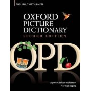 Oxford Picture Dictionary Second Edition: English-Vietnamese Edition by Jayme Adelson-Goldstein