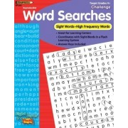 Sight Words in a Flash Word Searches Grade 4+