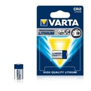 Varta CR2 baterie litiu blister 1