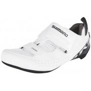 Shimano SH-TR5W Schuhe Unisex white 2017 44 Triathlon Schuhe