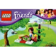 Lego Friends Summer Picnic Bag Set 30108 by LEGO [Toy] (English Manual)
