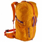Patagonia - Crag Daddy Pack 45L - Kletterrucksack Gr L orange/braun