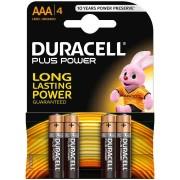 Baterii Duracell LR03 AAA 1.5V 4buc/set