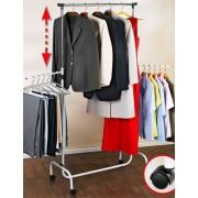 VEDIA Fahrbarer Kleiderständer