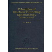 Principles of Electron Tunneling Spectroscopy by E. L. Wolf