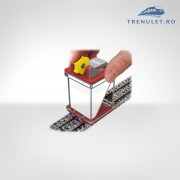 Dispozitiv lipire pietris terasament N, Proces Fix-03