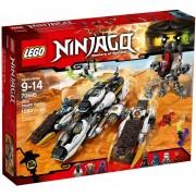 Ninjago - Ultra stealth raider 70595