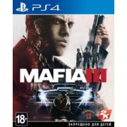 Sony Mafia III [PS4, русские субтитры]