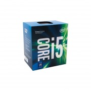 Procesador Intel Core I5-7400 De Séptima Generación, 3.0 GHz (hasta 3.5 GHz) Con Intel HD Graphics 630, Socket 1151, L3 Caché 8 MB, Quad-Core, 14nm. BX80677I57400