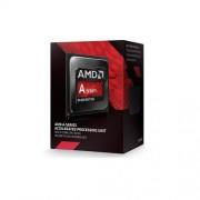 AMD A10 X4 7870K FM2+ Processore, Nero