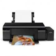 Epson L805 Single-Function Inkjet Printer (Black)
