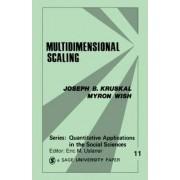 Multidimensional Scaling by Joseph B. Kruskal