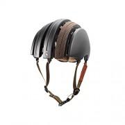 Brooks Casco da bicicletta per adulti J. B. Classic, Unisex, Fahrradhelm J. B. Classic Helmet, grey/Prince of Wales, M