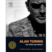 Alan Turing: His Work and Impact by J. van Leeuwen