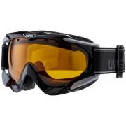 UVEX apache Gogle czarny Gogle narciarskie