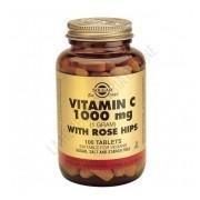 Vitamina C 1000 mg. con Rose Hips Solgar 100 comprimidos