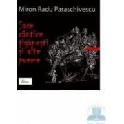 Sase cantice tiganesti si alte poeme - Miron Radu Paraschivescu + CD