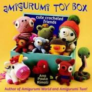 Amigurumi Toy Box by Ana Paula Rimoli