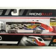 Power Trains Motorized Train Engine Set- Racing Bullet