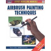 Air Brush Painting Techniques by Jerry Scutts