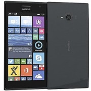 NOKIA-LUMIA 730-8GB-BLACK (6 Months Seller Warranty)