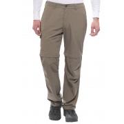 axant Alps - Pantalon zip homme - beige M Pantalons à zips