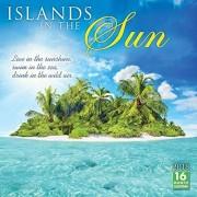 Islands in the Sun 2018 Calendar