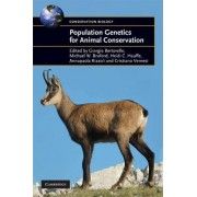 Population Genetics for Animal Conservation by Giorgio Bertorelle